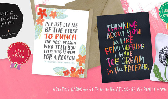 Emily McDowell Greetings Cards