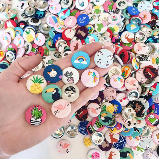 Fabric Badges