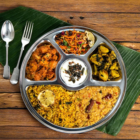 Indian Thali Kit Subscription