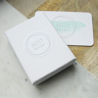 Packaging by Hazey Designs