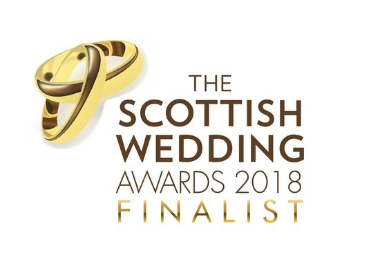 Scottish Wedding Awards finalist