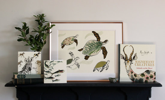 Anna Wright Prints & Cards