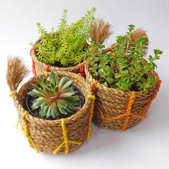 practical rope basket kits