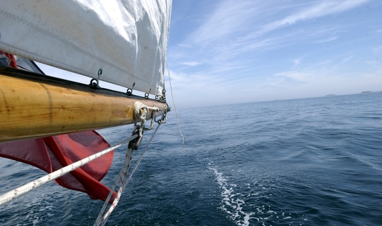 Sailing on Meridian - a classic Yawl, happy days for The English Shipmate