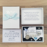 What's inside the Bridal Pin Charm Box