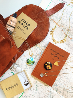travel wanderlust jewellery