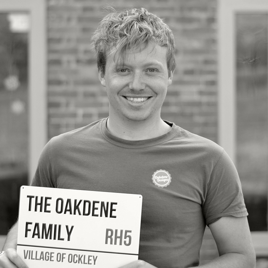 Ben Grist - CEO - Oakdene Products LTD
