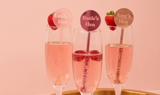 Modern Hen Party Accessories