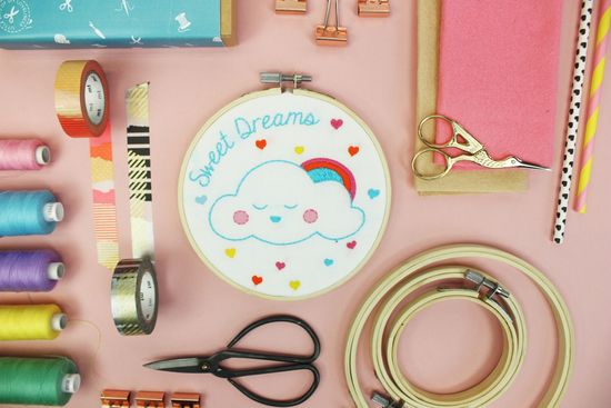 Cute Embroidery Kits