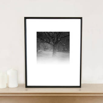 Weston Park, Sheffield, Signed Art Print