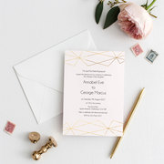 Geometric Pastel Wedding Collection