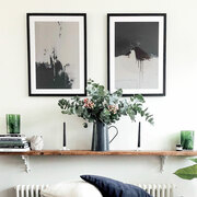 Minimal Abstract Wall Art Set