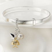 Fairy Wish Baby Bangle