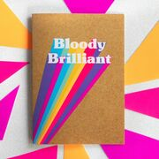 Bloody Brillaint Neon Brights