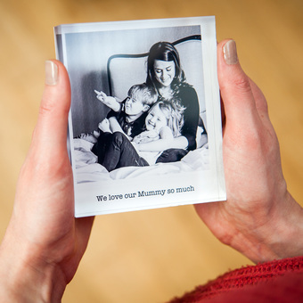 Personalised Photo Gift for Mum