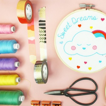 Beautiful Embroidery Kits