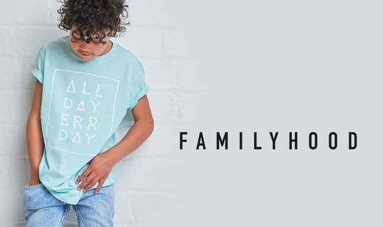 Familyhood Boys Blue TShirt