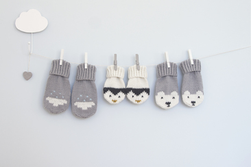 Make your own mittens