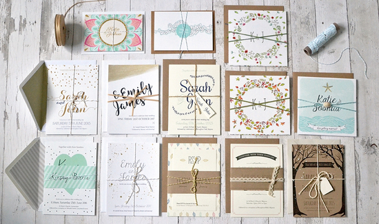 Littlebird Weddings - Wedding invitations and stationery