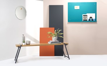 Psalt Design - notice board | mirror | bench