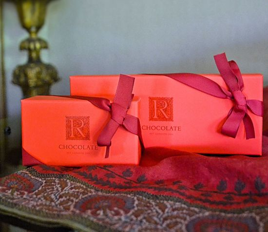 R Chocolate London Chocolate Boxes