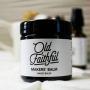 Old Faithful Makers' Balm