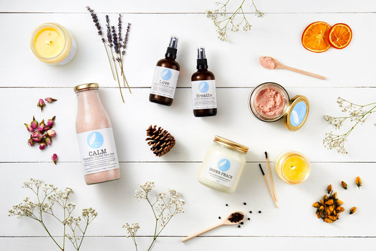 Vegan, cruelty free, small batch Aromatherapy products.