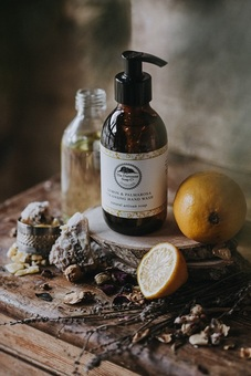 Lemon & Palmarosa Hand Wash