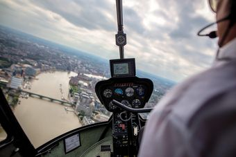 Helicopter Lessons and Pilot Experiences