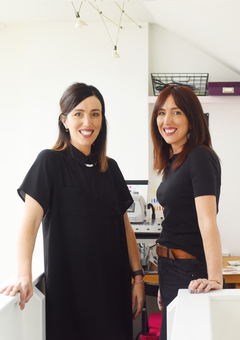 hendog co-owners Sophie and Lucy