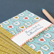 Personalised fruit stand notebook