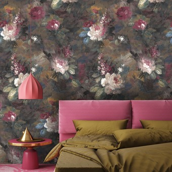 Tropical Paradise wall mural by Woodchip & Magnolia
