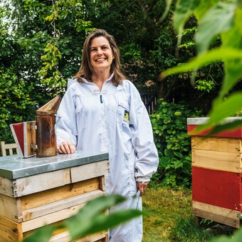 Emily Abbott, Founder of Hive and Keeper
