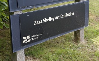 Exhibition for the National Trust