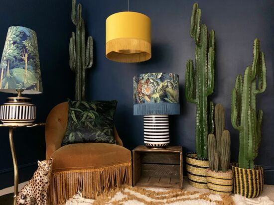 Love Frankie Handmade To Order Lampshades
