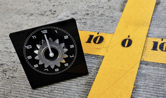 The Ultimate Gear Ratio Clock
