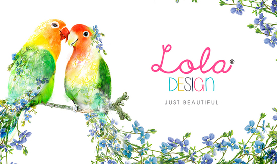 Wildlife botanical Lola design