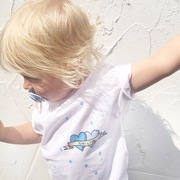 Kids Personalised Tattoo T-shirt