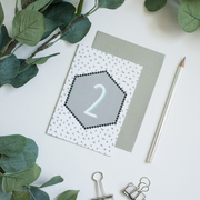 Monochrome Birthday Cards