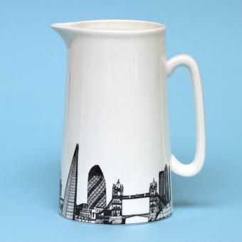 London Skyline Jug