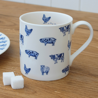 Farm Animals Mug