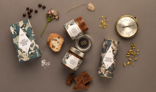 The Chocolatier Range