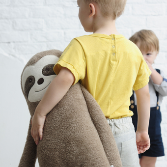 Supersized Sloth Cuddly Toy