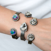 I love layering pieces, and these cuff bracelets are my current favourites at the moment