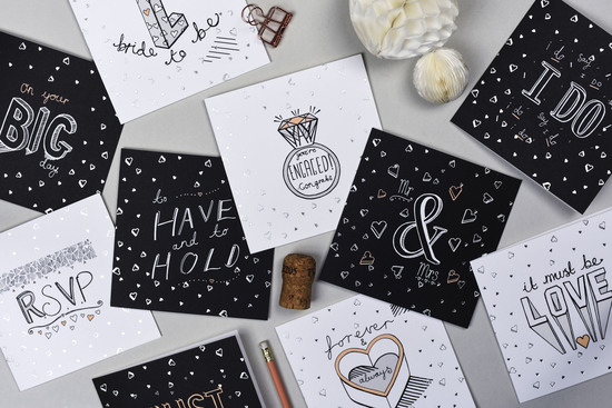 Forever & Always Wedding Card Range