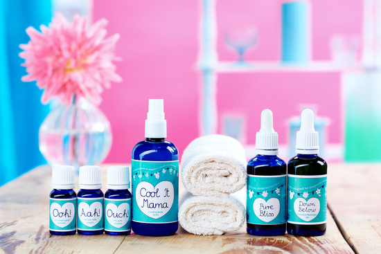 Natural Birthing Company range of products