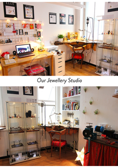 Where all your jewellery gets made..