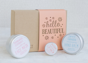 Hello Beautiful Pamper Set