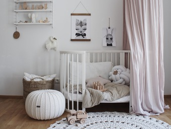 Nursery inspiration with our products
