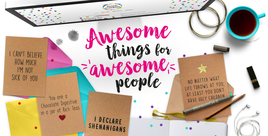 Awesome Things For Awesome People